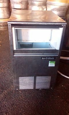 Ice O Matic Ice Maker Ice Machine Used Mains Water Works Well