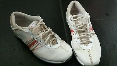 Nike ladies size 5 golf shoes