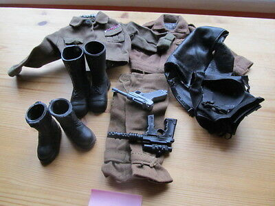 AM2 Action Man clothes shoes boots accessories vintage bundle