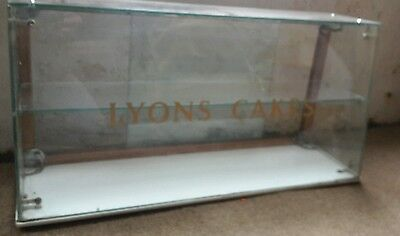 lyons cakes display cabinet. 1930/40
