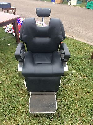 barbers chair Retro Style