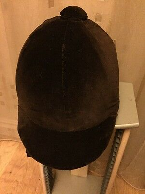 Brown Show Hat