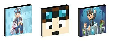 Dan Tdm The Diamond Minecart Canvas Wall Art Plaques/pictures