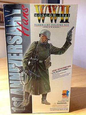 Dragon In Dreams Did1/6 German Officer New
