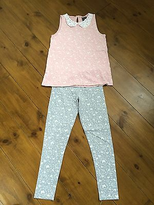 Hello Kitty 2pcs outfit -age 9yrs