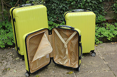 Hard Cabin Travel Trolley Luggages / Suitcases Buy 1 get 2 free  *UK*