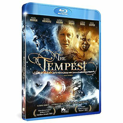 The Tempest - Blu-Ray Neuf Et Emballe