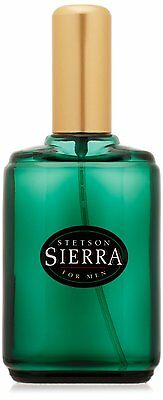 Stetson Sierra Cologne Spray by Stetson 1.5 OZ New UnBox