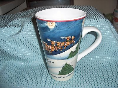 International China - A Christmas Story - Winget - Tall Latte Mug- 12 Available