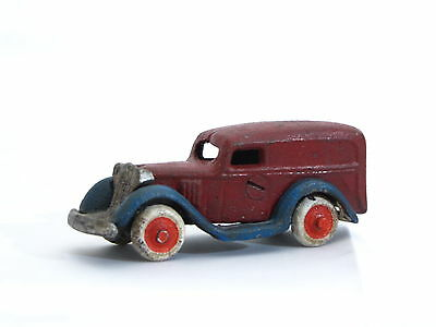 Old Hubley Cast Iron Car Auto Ghisa
