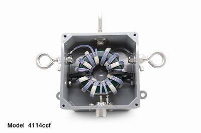 4:1 Current Balun for Comprimised OCF Antennas by Balun Designs, 1-54 MHz, 5kW