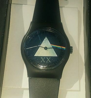 Pink Floyd 20th Anniversary Dark Side Of The Moon Watch By Swede.  New 100 Made