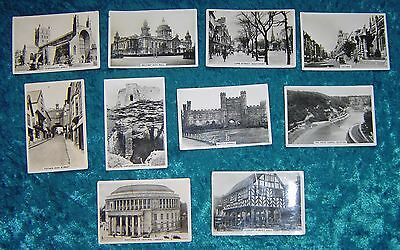 Senior Service 10 of 48 cigarette cards Sights of Britain Series 3 1936 pre WWII