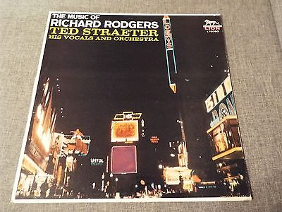 Ted Straeter-The Music Of Richard Rodgers-Usa Lion