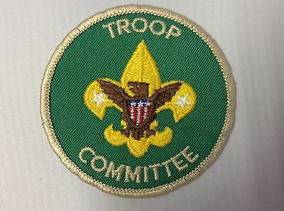 Troop Committee  Position patch