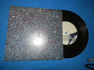 "New Order -Temptation - Original Factory Label 7"", Embossed Picture Sleeve - Ex"