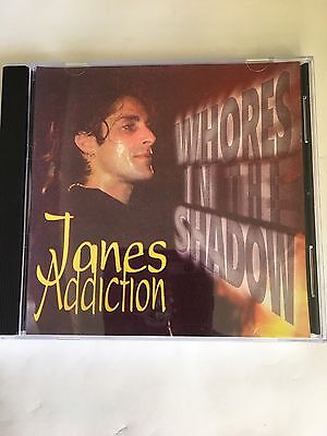 Janes Addiction Cd Whores In The Shadows Lamours Ny Rare