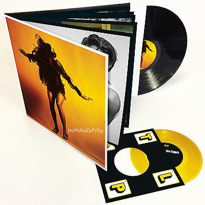 """THE LAST SHADOW PUPPETS LP + 7"""" Everything You've Come To Expect DELUXE 16pgBOOK"""