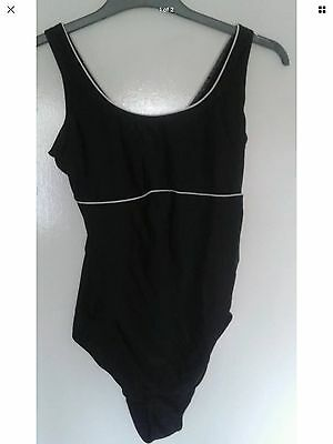 Mothercare Blooming Marvellous Maternity Swimming Costume size 10