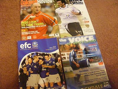 2008/9 Everton    v Hull City