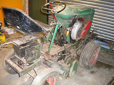 Ransomes 3 Cylinder mower classic /vintage mkiv