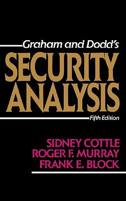 Security Analysis: Fifth Edition Copertina rigida