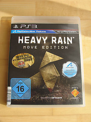 Heavy Rain: Move Edition (Sony PlayStation 3, 2010)