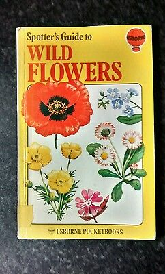 Ladybird book - Spotter's Guide to Wild Flowers