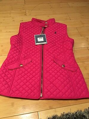Joules Junior Jilly Gillet Padded   Age 11 - 12 BNWT