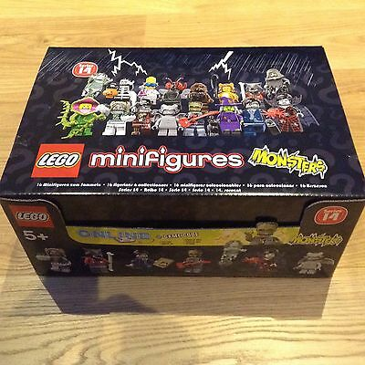 lego series 14 monsters minifigures full sealed box
