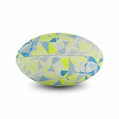 Canterbury Acelar Mini Rugby Ball - Safety Yellow