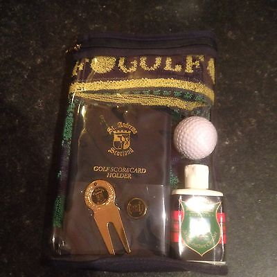 Golf Gift Set St Andrews