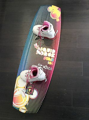 Liquid Force Star Wakeboard 124 Girls Children's