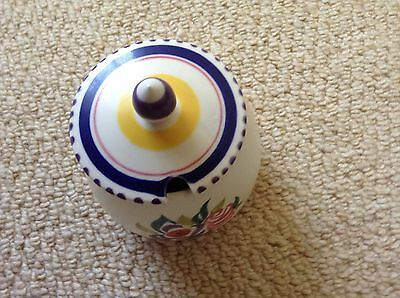 Poole Pottery Condiment Pot