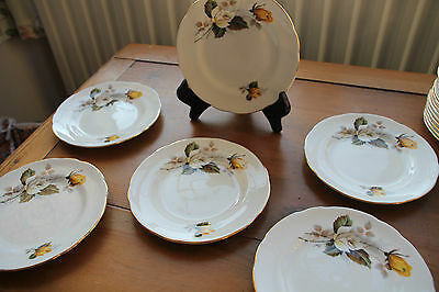 Royal Sutherland 6 side plates