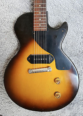 Vintage 1957 Gibson Les Paul Junior