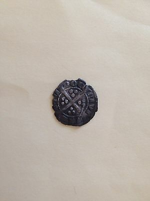 Edward I Silver Penny Of London: Class IXb