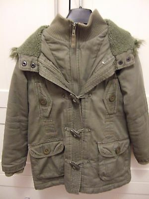 Girl's or Boy's Winter Jacket by Next, age 7-8, excellent condition, worn twice