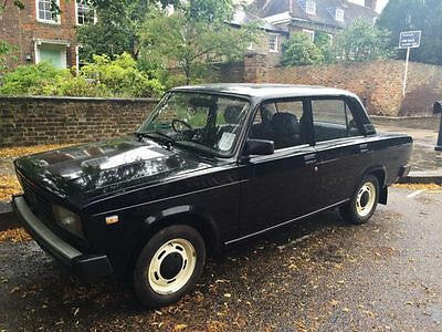 Lada Riva 1500E 1993 L Black Only 28,060 Miles With 13 Previous Mot Certificates