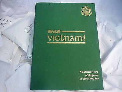 """""""War Vietnam!  A Pictorial Record of the Army & forces in South-East Asia."""""""