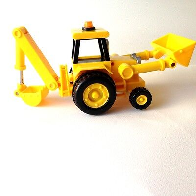 Bob The Builder Vehicle - Scoop - Friction Toy