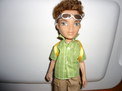 BRATZ Dylan boy doll with extra clothing and shoes, PLUS BONUS