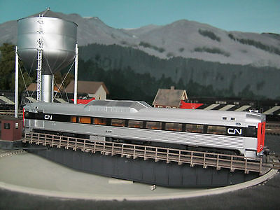 HO Proto 1000 Canadian National CN Budd RDC2 DCC equipped