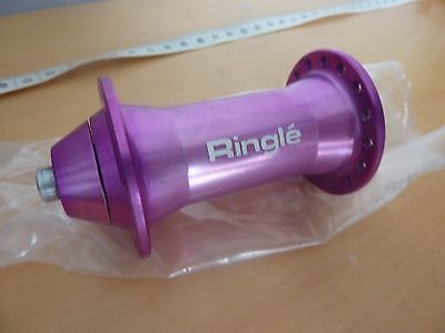 Ringle Mountain Bike Front Hub 32H 3dv Purple