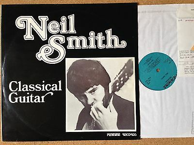 PSS 186 LP Neil Smith Self Titled Pennine Records