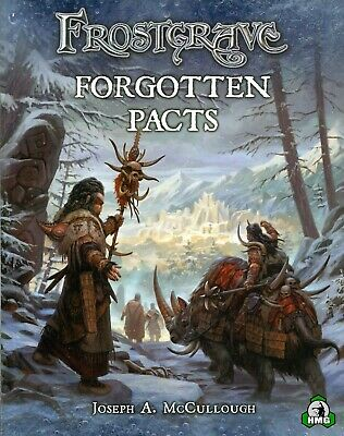 Frostgrave: Forgotten Pacts (New)