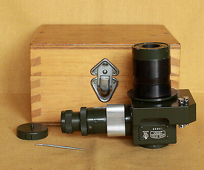 Optical plummet bottom adjusting device Carl Zeiss Theo theodolite transit MINT-