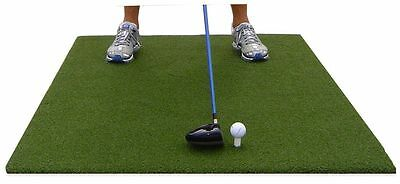 All Turf 3' x 5' Emerald Par Golf Mat Training Chipping Driving Practice Putting