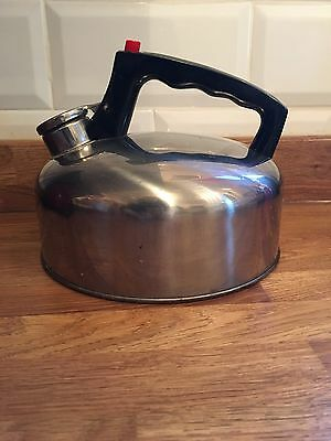 Stainless Steel Camping Steam Hob Kettle