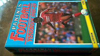 Panini Football Yearbook 1988-89  ( 1St Edition )